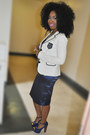 Navy-shoes-white-blazer-navy-skirt