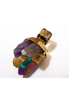 Mixed-quartz-nu-bambu-ring