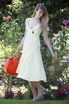 kate spade bag - Alysi dress