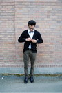 Black-steve-madden-shoes-white-express-shirt-olive-gap-pants-j-crew-tie