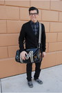 Navy-navy-grey-banana-republic-shirt-black-black-fred-perry-bag