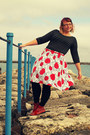 Ruby-red-patchwork-spring-step-boots-black-target-leggings