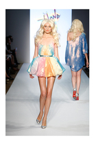 The Blonds dress
