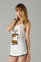 white tank PUBLIK dress