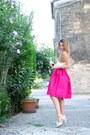 Oasap-skirt-flavio-castellani-heels