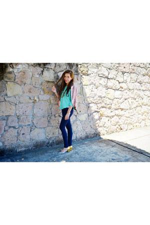 aquamarine styldby Gap shirt