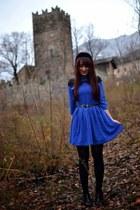 blue PepaLoves dress