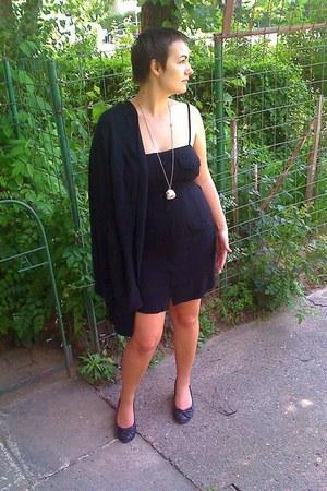La Petite Mademoiselle dress - Bershka blazer