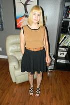 belted Target skirt