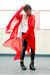 Brown-boots-black-sweater-red-jacket-white-shirt-black-cardigan