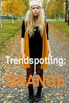 Trendspotting: Orange