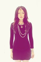 Forever21 necklace - statement Forever21 necklace - amulate Forever21 necklace