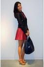 Armani-exchange-dress-armani-exchange-jacket-armani-exchange-bag