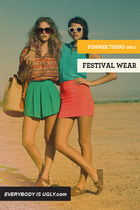 Festival Wear: Summer Trend 2011