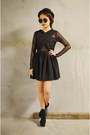 Black-q2han-dress