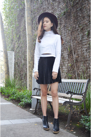 BangGood skirt - Q2HAN top