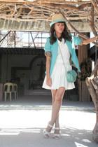 turquoise sammydress blazer