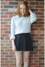Black-rampage-boots-beige-thrift-sweater-black-thrift-skirt