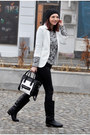 Ax-paris-leggings-persun-blazer