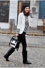 Ax-paris-leggings-persun-blazer