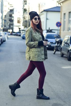 H&M hat - kurtmann jacket