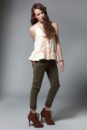 Seneca Rising shirt - Frankie B Jeans jeans - Michael Kors accessories - Boesser