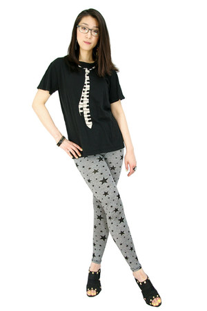 ice star wwwgopinkponycom leggings