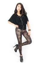 Londy snake leggings
