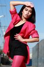 Pink-vintage-coat-pink-h-m-tights-black-thrifted-shorts-black-courtesy-of-