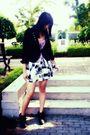 Black-h-m-blazer-white-forever-21-skirt-black-aldo-boots-purple-ice-bouti