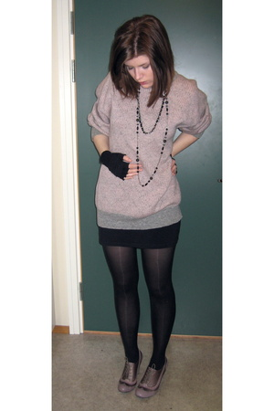 sweater - Primark skirt - Fornarina shoes