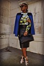 Navy-forever-21-coat-yellow-peter-pilotto-top