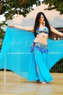 Aquamarine-skirt-turquoise-blue-gold-and-blue-belt-navy-gold-and-turquoise-