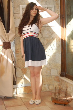nautical dress dress