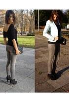 Mohito jacket - Deichmann shoes - Stradivarius jeans - Pepco purse