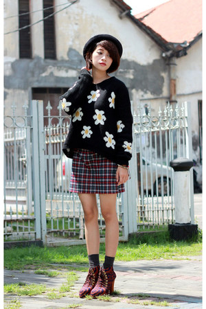 knitted Choies sweater - bornprettystorecom watch