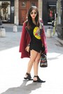 Choies-boots-sheinside-coat-zara-skirt