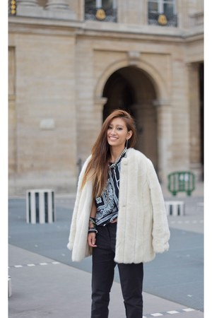 Yesstyle coat - choiescom shirt