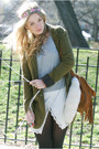Ivory-anthropologie-dress-army-green-free-people-jacket-heather-gray-h-m-swe