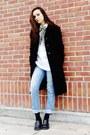 Black-oversized-coat
