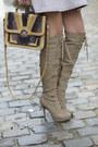 Bershka-boots