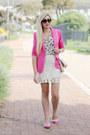 Hot-pink-zara-blazer