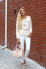Neutral-cotton-on-jumper