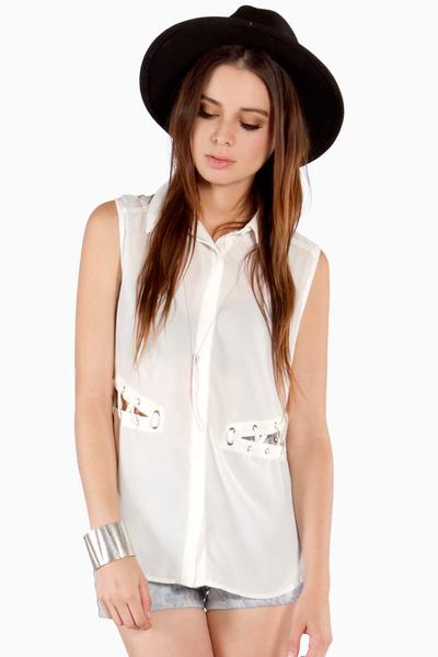 StyleMoca blouse