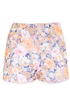 [20% OFF] Techno Floral Shorts