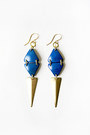 Blue Fortune Jewelry Earrings