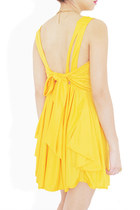 yellow StyleSofia dress