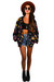 bomber jacket Saltwater Gypsy Vintage jacket