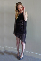 Topshop dress - vintage heels