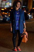 PLAID AND BOYFRIEND BLAZER